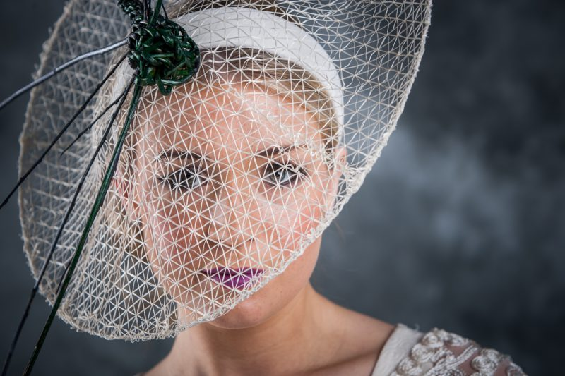 Designer Millinery in the Lake District - Tracy Wells