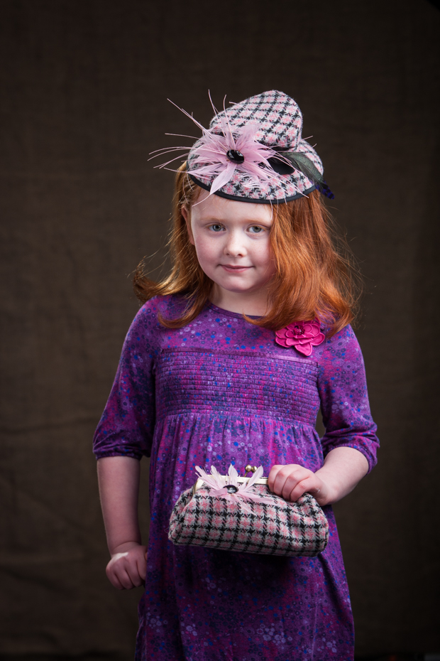 Lana Pillbox Hat, Designer Millinery from the Lake District - Tracy Wells