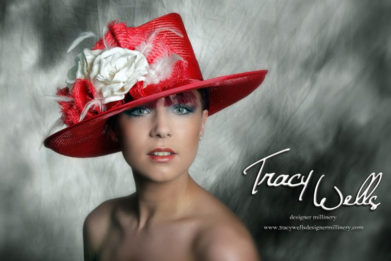 Wedding Hats, Steampunk Skull Hat, Designer Millinery from the Lake District - Tracy Wells