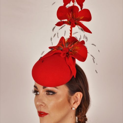 The Lake District's Designer Milliner - Couture Milliner - Tracy Wells