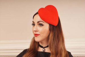 Royal Times - Designer Millinery from the Lake District - Tracy Wells