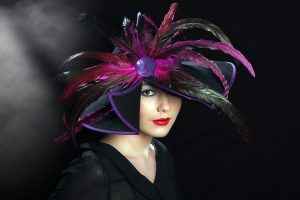 The Lake District's Designer Milliner - Tracy Wells